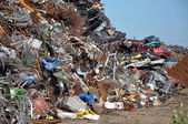 Scrap heap — Stock Photo