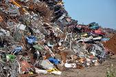 Scrap heap — Stock Photo