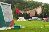 Camping — Foto de Stock