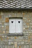 Window shutters — Stock Photo