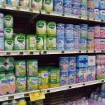 Breast-milk Substitutes — Stock Photo