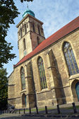 St. Martini Kirche — Stock Photo