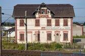 Restaurant de la Gare — Stock Photo