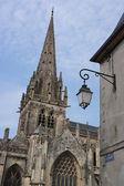 Notre-Dame de Carentan — Stock Photo