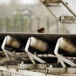 conveyor belt — Stock Photo