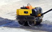 Steamroller — Stock Photo