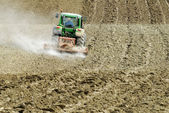 Agricultural work — Stock Photo