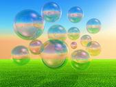 Bubbles — Stock Photo
