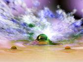 外星人 — 图库照片