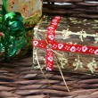 Two gifts — Stock Photo #9661274
