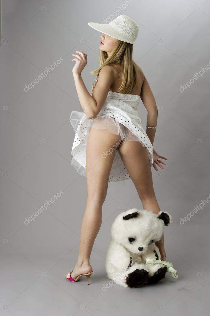 Nude Woman In The Shower Lizenzfreies Foto Aleander Lobanov Filmvz