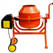 Concrete mixer — Stock Photo #28631797