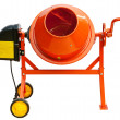 Concrete mixer — Stock Photo #28642493
