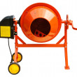 Concrete mixer — Stock Photo #28687365