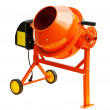 Concrete mixer — Stock Photo #28709685