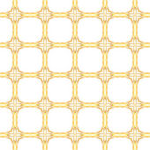 Seamless gold lattice — Stock Vector