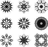 Abstrakta symboler — Stockvektor