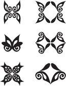 ビンテージのシンボル — ストックベクタ