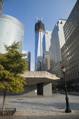NEW YORK CITY - One World Trade Center — Zdjęcie stockowe