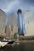 New York City, One World Trade Center — Foto Stock