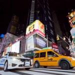NEW YORK CITY - SEPT 25: Times Square — Stock Photo #22910024