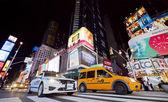 纽约城-9 月 25: 纽约时报广场 — 图库照片