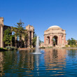 Palace of Fine Arts in San Francisco — Stock Photo #26543203
