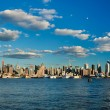 New York City Uptown skyline — Stock Photo #28991855