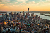 NEW YORK CITY - One World Trade Center — Stock Photo