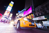 NEW YORK CITY, USA - Times Square — Stock Photo