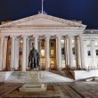Department of the Treasury - Washington D.C., USA — Foto de Stock