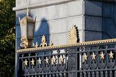 Entrance Gate - Arlington National Cemetery in Washington DC — Stockfoto