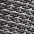 Synthetic rattan texture weaving background — Stockfoto