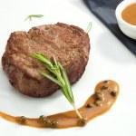 Beefsteak Tenderloin — Stock Photo #35588427