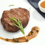 Beefsteak Tenderloin — Stock Photo
