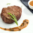Stock Photo: Beefsteak Tenderloin