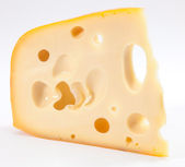Holland gourmet Emmental cheese — Stock Photo
