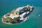 Cárcel de alcatraz en san francisco — Foto de Stock