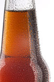 Bottle of beer - the Detail — Stock Photo
