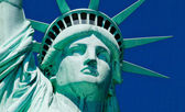 The Statue of Liberty Detail — Stock Photo