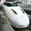 shinkansen bullet train — Stock Photo #18394259