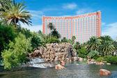 Treasure Island Casino Hotel Resort on the Las Vegas Strip in Ne — Stock Photo