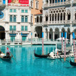 Venetian Casino Hotel Resort on the Las Vegas Strip - Stock Photo