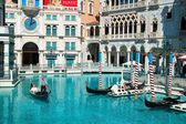Venetian Casino Hotel Resort on the Las Vegas Strip — Stock Photo