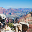 South Rim of Grand Canyon in Arizona — Stock Photo #25644825