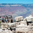 Постер, плакат: South Rim of Grand Canyon in Arizona