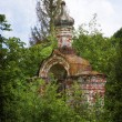 Abandoned Kazan Theotokos Church in Yaropolec, Russia — Stock Photo
