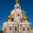 Church of the Intercession of the Virgin in Moscow — Stock fotografie