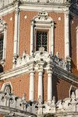 церковь покрова пресвятой богородицы в москве — Стоковое фото