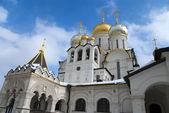 монастырь зачатия в москве — Стоковое фото